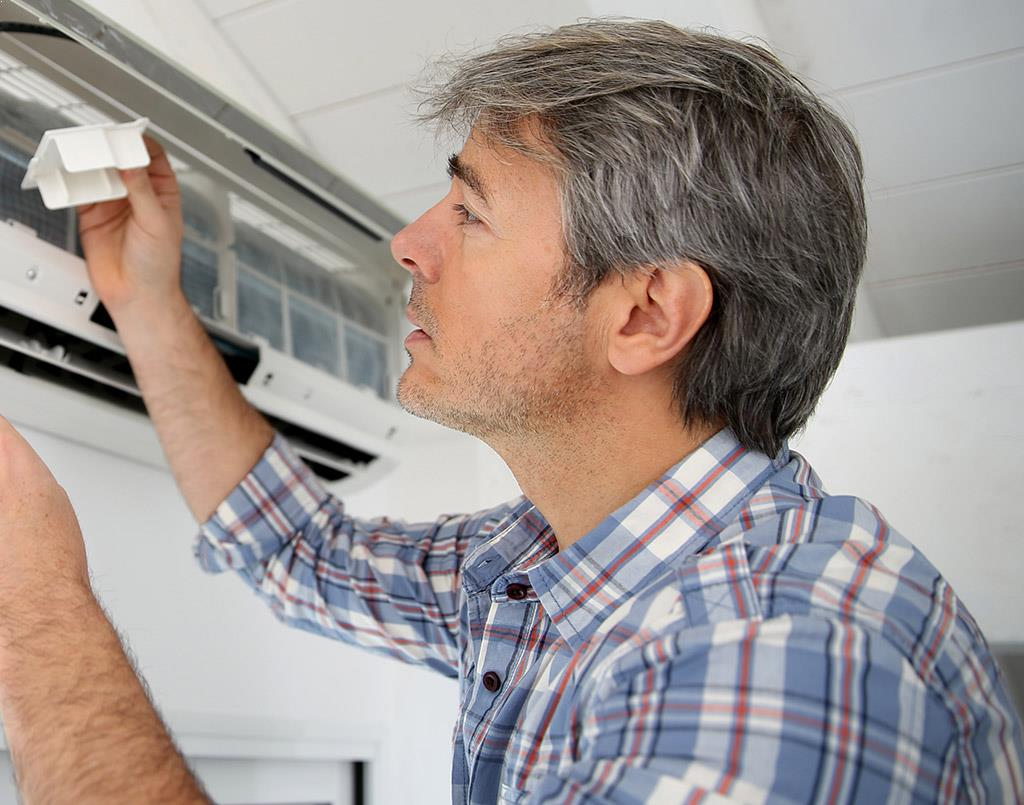 Service Tech with Trinity Heating and Air Conditioning in Pensacola