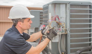 Trinity Heating and Air Conditioning in Pensacola Commercial AC Installation