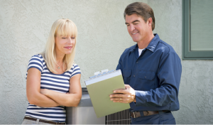 Trinity Heating and Air Conditioning offers fair service quotes