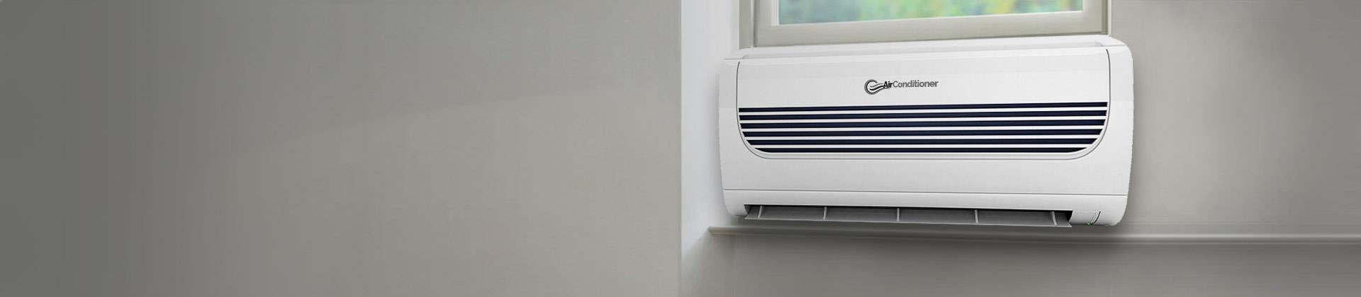 Window Unit installed by Trinity Heating and Air Conditioning in Pensacola